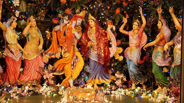 Maharass Mandal shrine