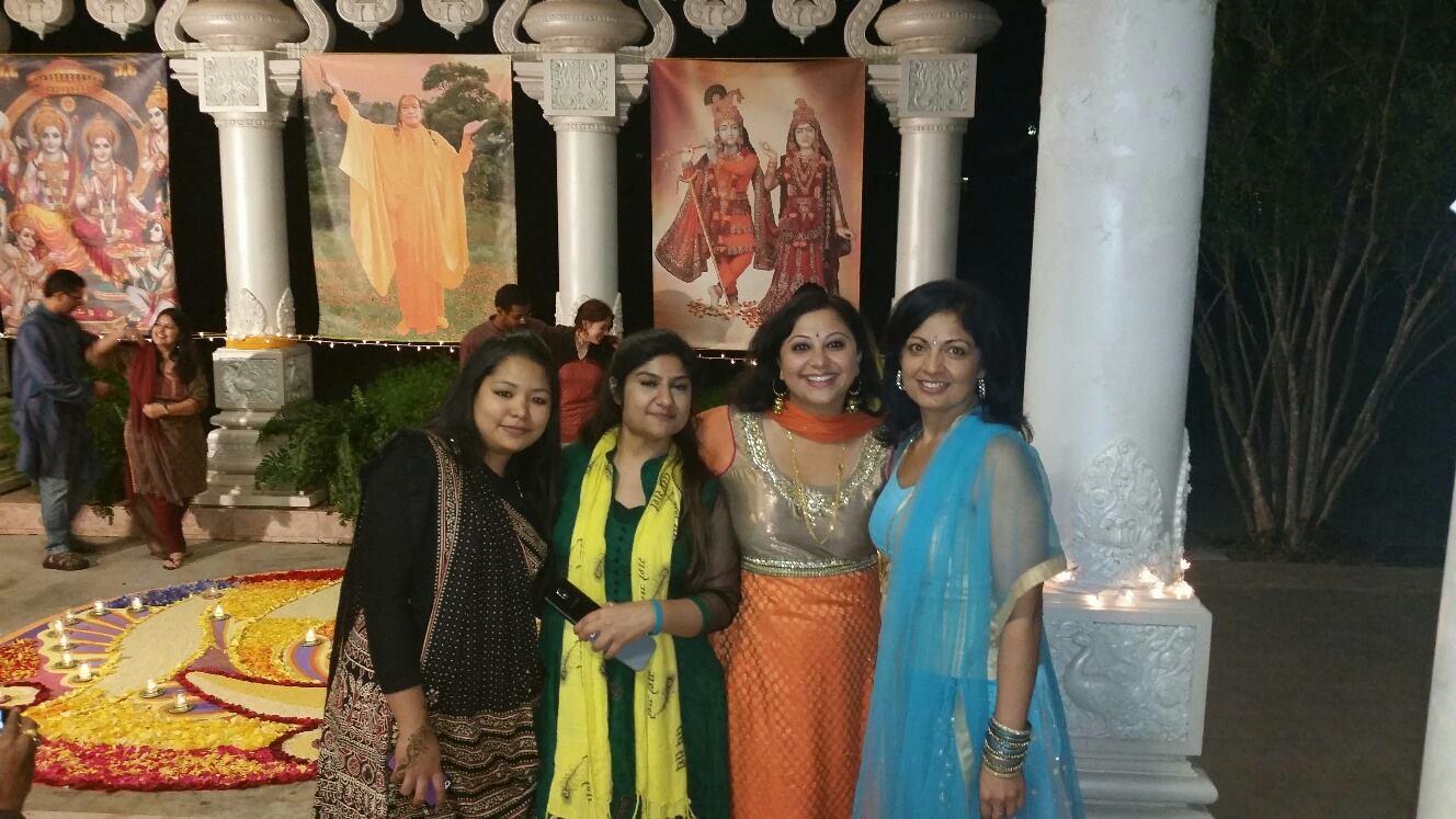 Diwali friends