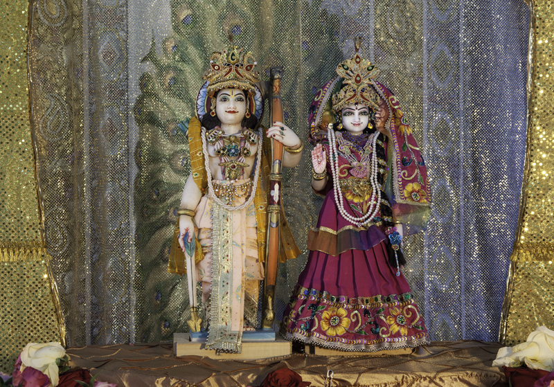 Siya Ram Chandra ki Jai!