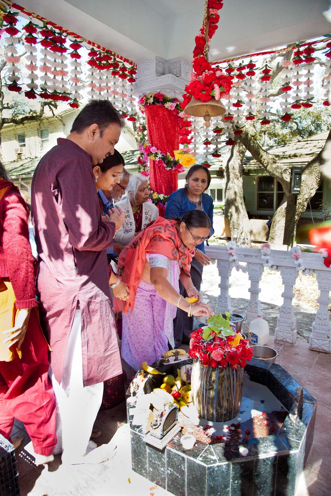 Families Together Offers Flowers of Devotion