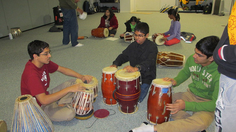 dholak class and...
