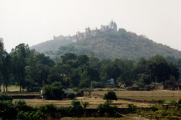 Barsana Hill-India
