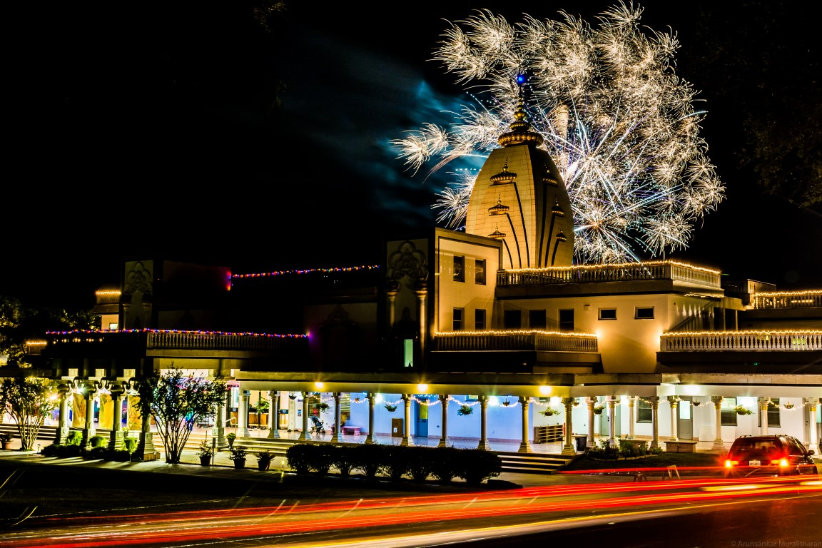 Grand Diwali Celebration | Radha Madhav Dham for Deepavali 2017 Celebration  66pct
