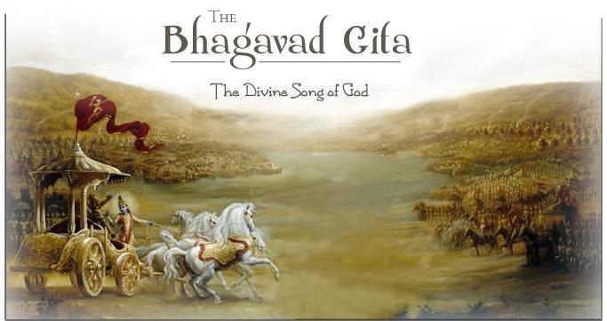 The Bhagwad Gita