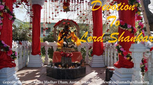 Devotion To Lord Shankar