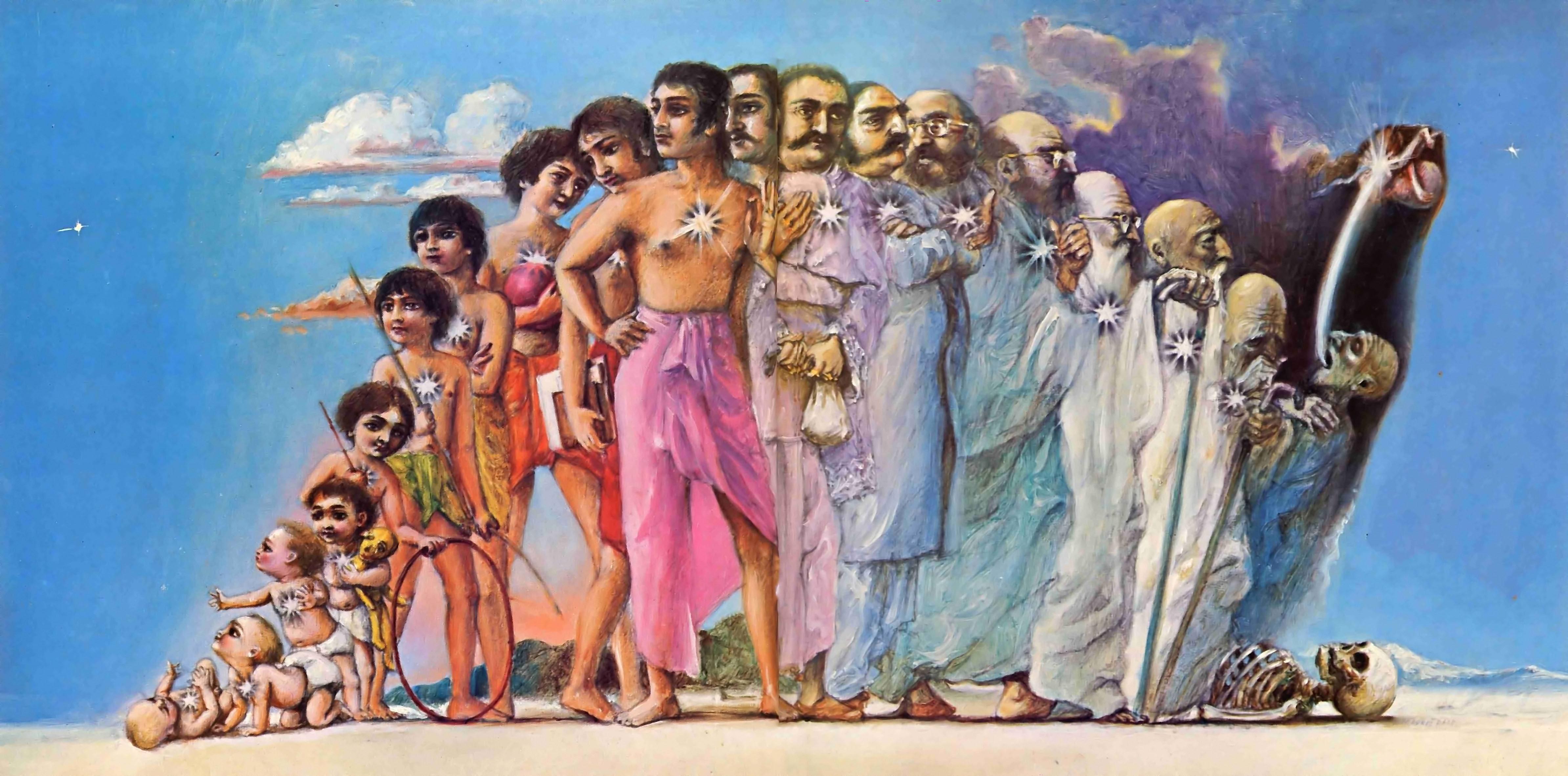 Gita Chapter 2-The Eternal Soul