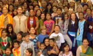 Hindu Family Camp
