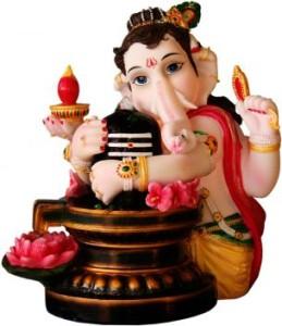 Ganesh Murti Fountain