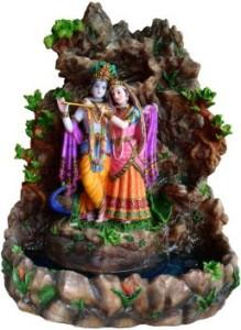 Radha Krishn Govardhan Hill Fountain