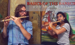 Bansuri-Lesson1