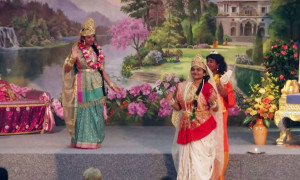 Radha's-appearance-Leela