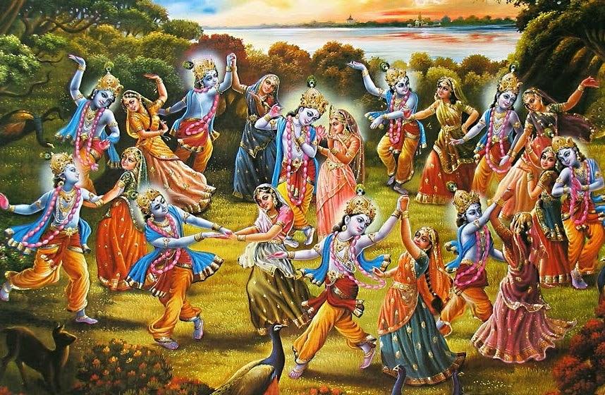 Sharad Poornima-Maharaas Leela
