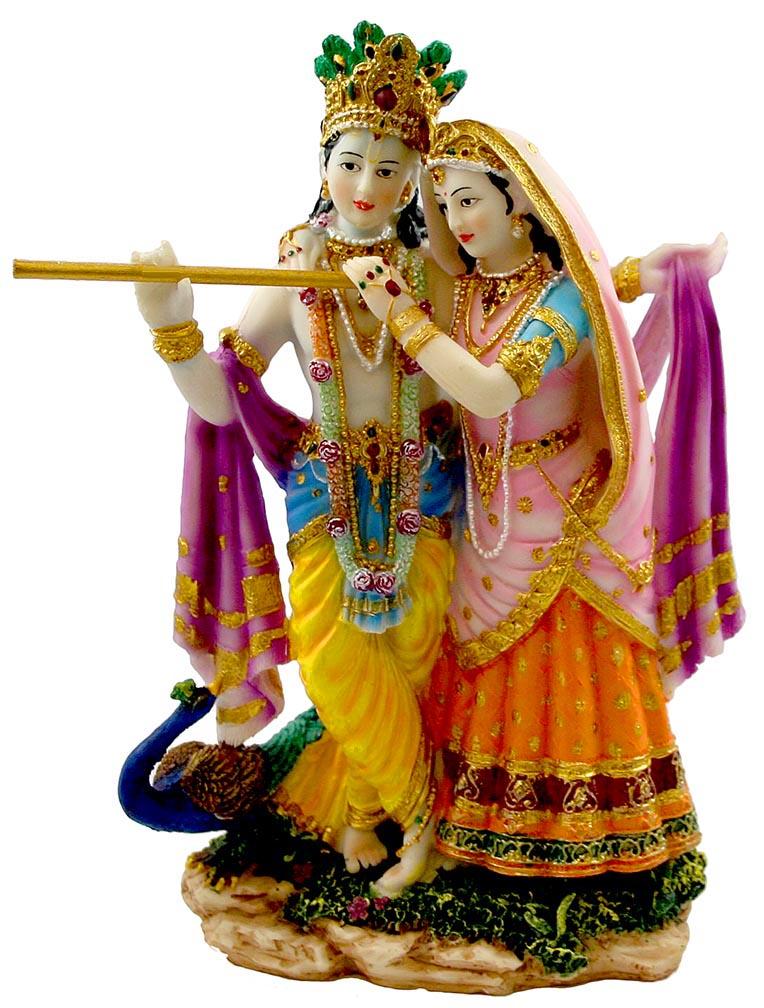 Radha Krishna Standing