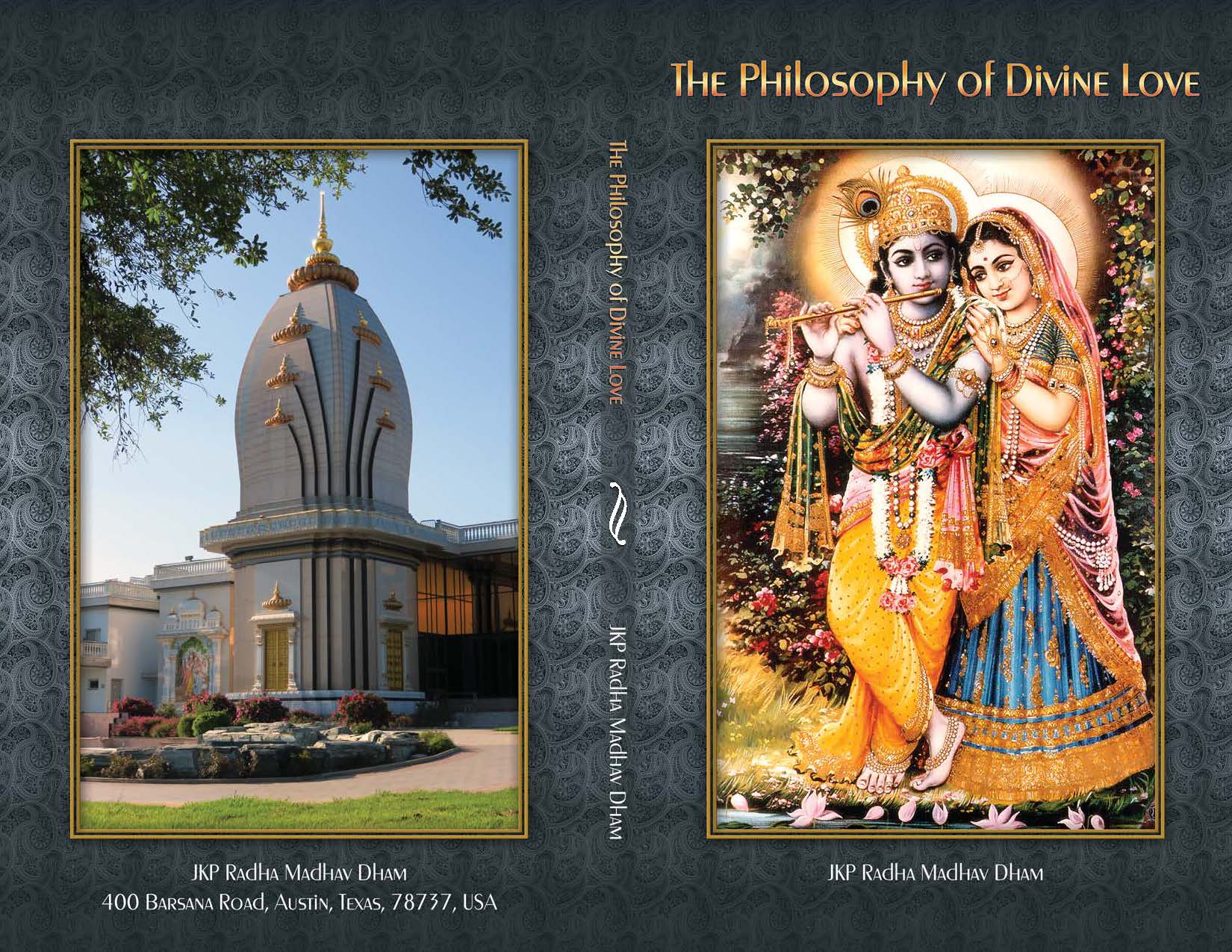 The Philosophy of Divine Love
